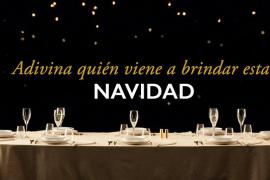 Ricardo Darín y Michelle Jenner protagonizan el anuncio de Navidad de Freixenet