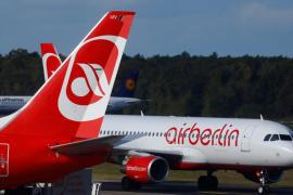 Los trabajadores de Air Berlin denunciarán a la aerolínea al concluir sin acuerdo la negociación del ERE