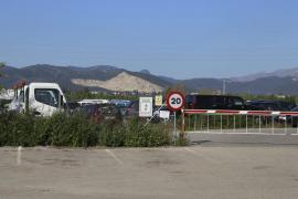 El coste de la grúa en Palma es 35 euros más elevado que la media
