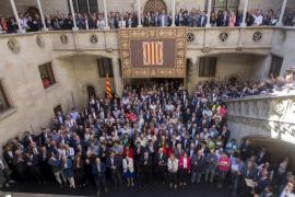 Doscientos alcaldes independentistas protestarán en Bruselas contra la persecución al Govern