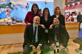 El Consell de Mallorca aprovecha la primera jornada de la WTM de Londres