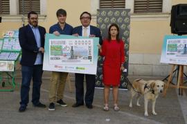 El Cupón de la ONCE dedicado al Oli de Mallorca reparte 140.000 euros en Sant Llorenç