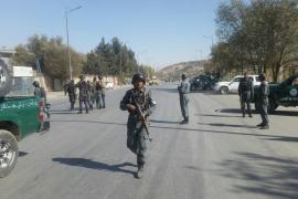 Al menos dos muertos en un ataque contra una cadena de televisión en Kabul