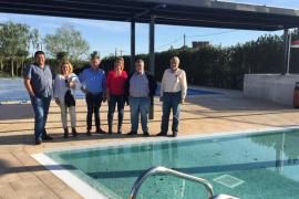 El Consell de Mallorca financia con 165.500 euros la reforma de la piscina municipal de Sant Llorenç