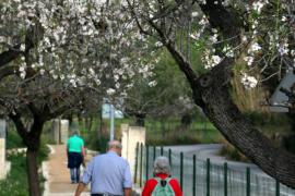 El pleno del Consell debatirá este jueves la aprobación de la Ley de Caminos Públicos y Rutas de Interés Excursionista