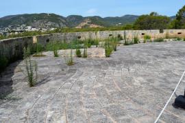 El Consell aportará un millón de euros a Cort para rehabilitar el Castillo de Bellver