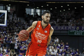 El mallorquín Joan Sastre no estará con España: «Tengo que jugar con el Valencia»