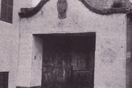 Palma restaurará el portal de Son Catlaret, la primera casa construida en El Terreno en 1777