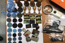 Detenidas en Palma tres personas relacionadas con una banda de tráfico de ciudadanos albaneses