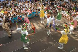 Luz verde para iniciar el expediente para declarar 'els cossiers' de Montuïri como Fiesta de Interés Cultural