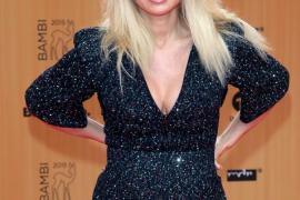 Pamela Anderson muestra su apoyo a la independencia de Cataluña