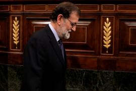 Rajoy afirma que con la aplicación del 155 «las cosas están funcionando bien»