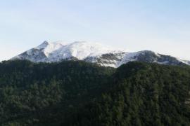 Este jueves, lluvias fuertes en el norte de Mallorca y nieve desde los 1.300 metros