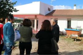 El primer hogar reformado de Son Tugores estará listo a finales de años
