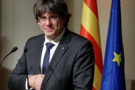 Puigdemont ironiza con el coste del referéndum: «Mil heridos y 314.000 euros en destrozos»