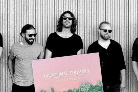 La banda ibicenca Morning drivers presenta su primer disco: 'Perspectiva'
