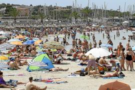 La 'huella humana' se estanca en Baleares con 2.060.526 personas el 9 de agosto