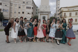 Chicas 'pin up' de calendario