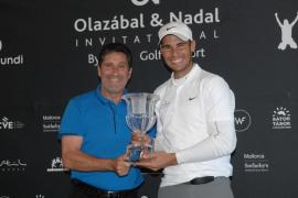 Rafa Nadal y José María Olazábal, reunidos de nuevo por el golf más solidario
