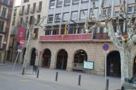 Cs denuncia al Ajuntament de Balaguer por quitar la bandera española