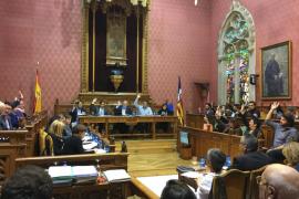 El pleno del Consell pide elaborar un plan de restauración de la Cartoixa de Valldemossa