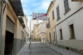 El Ajuntament de Manacor expedientará al exregidor de Més por colgar una pancarta independentista en su casa
