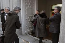 El juez atribuye a Forcadell una «actuación principal» en el proceso soberanista