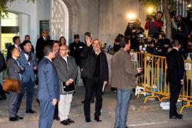 El juez dicta prisión eludible bajo fianza de 150.000 euros para Forcadell