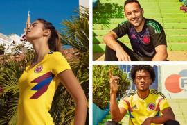 La presentación de la nueva camiseta de la selección de Colombia indigna a sus jugadoras