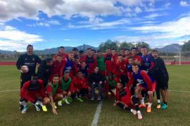 El bonito gesto del Mallorca con Javier