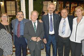 Cena de la Asociación de Antiguos Alumnos de Colegios de la Guardia Civil