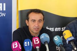 De la Morena: «El domingo jugarán Xisco Hernández y diez más»