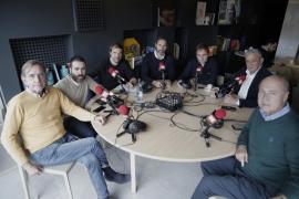 Vicente Moreno pasa revista al Mallorca en Ultima Hora Esports