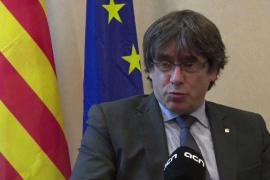 Puigdemont, «dispuesto» a encabezar la lista unitaria de agrupación de electores
