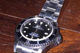 Detenido por robar un reloj de 10.000 euros en el vestuario de un colegio de Palma