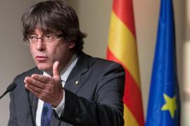 Puigdemont critica que la UE no reconozca «la realidad» de Cataluña