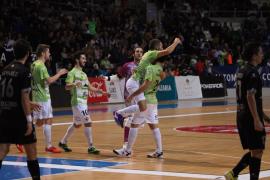 Festival del Palma Futsal para acercarse más a la Copa de España