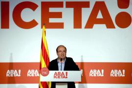 Iceta presenta su proyecto para abanderar el «catalanismo transversal» el 21D