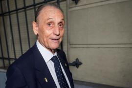 Ruiz de Lopera, ingresado en el hospital