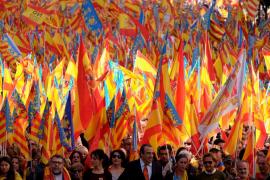 «Som valencians. Somos Españoles. No als Països Catalans»