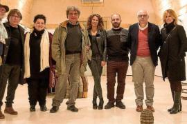 Las esculturas orgánicas de Ferran Aguiló se muestran en Es Polvorí