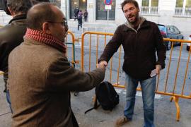 Albano- Dante Fachin impulsa una plataforma que busca «romper con el régimen del 78» desde la pluralidad
