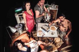 'Un tramvia anomenat desig' en el festival 's'Apuntador' 2017 de Alaró