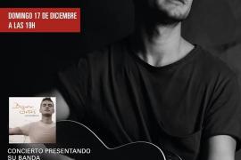 Bruno Sotos y su banda ofrecen un concierto en La Movida