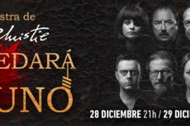 'Y no quedará ninguno', una adaptación de 'Diez negritos' de Agatha Christie, en Trui Teatre