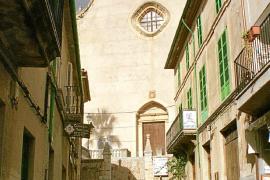 La iglesia de Montision de Pollença es propiedad municipal con todas las de la ley