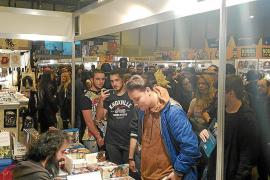 Gran éxito de Dolmen Editorial en el debut de la Feria del Cómic de Madrid