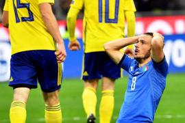 Italia no puede con Suecia y se queda fuera del Mundial de Rusia