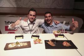 Rodrigo Vallejo, del restaurante Shamrock, gana los premios Tapa Temática y TaPalma