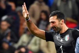 Una amarga debacle pone fin a la carrera de 20 años de Buffon con Italia
